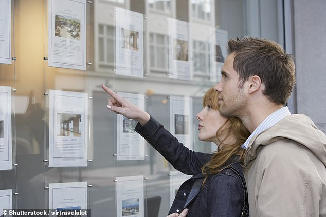 If buyers find a home for less than £500,000, their stamp duty will be discounted