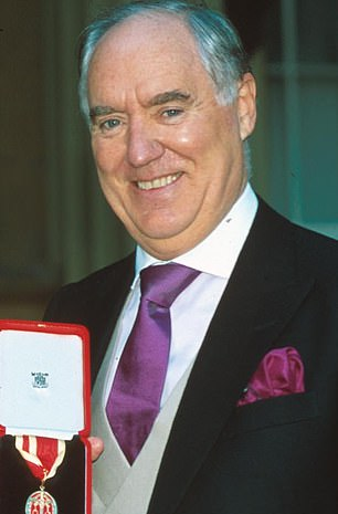 Sir David Barclay has died aged 86 after a short illness