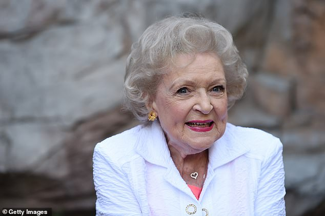 Birthday: American treasure Betty White turns 99 years old next week, with the beloved actress revealing how she plans to celebrate