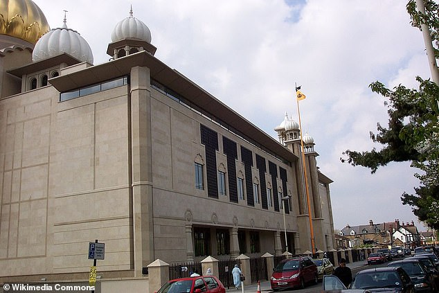 Sri Guru Singh Sabha Southall (pictured) is the largest Gurdwara organisation outside of India