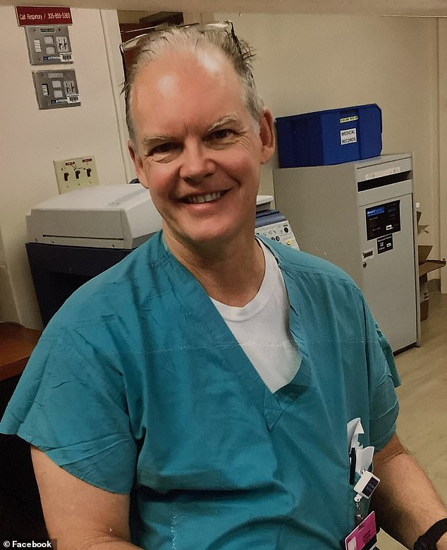 Dr Gregory Michael, 56, an obstetrician with a private practice at Mount Sinai Medical Center in Miami Beach, died on January 3