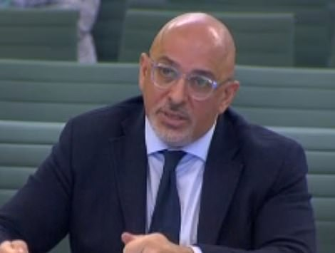 Nadhim Zahawi, the Government's minister for Covid-19 Vaccine Deployment
