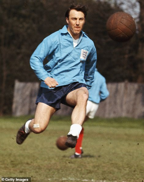 Greaves putting the work in at England training