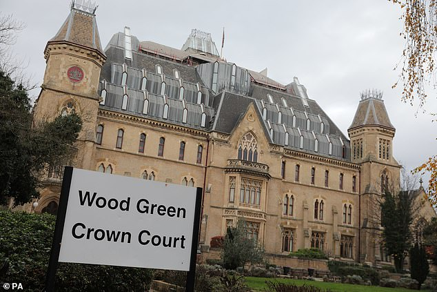 Failures by the Crown Prosecution Service to 'act properly and reasonably with the victims' left the two women attacked on 4 October awaiting justice for two years, Wood Green Crown Court (pictured) heard