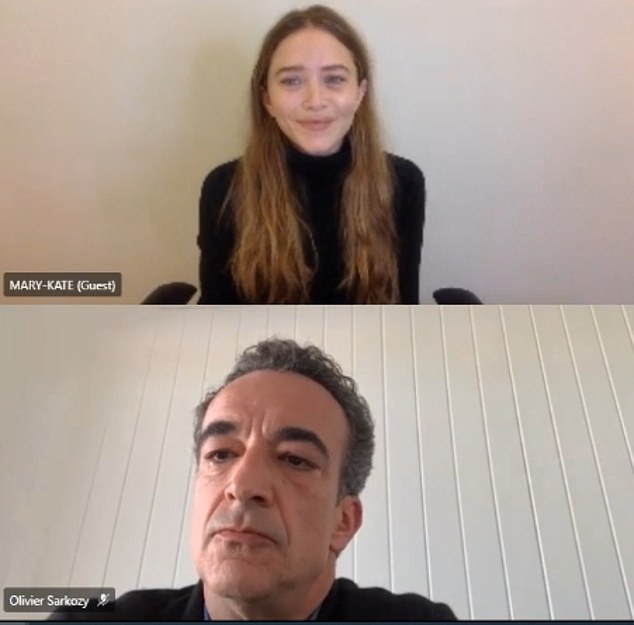 Mary-Kate Olsen and her estranged husband Olivier Sarkozy have agreed a divorce deal, their lawyers told a court today. The couple appeared on Zoom for the hearing