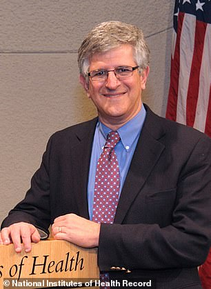 Dr Paul Offit (pictured) says he believes the U.S. can get the coronavirus pandemic under control by June