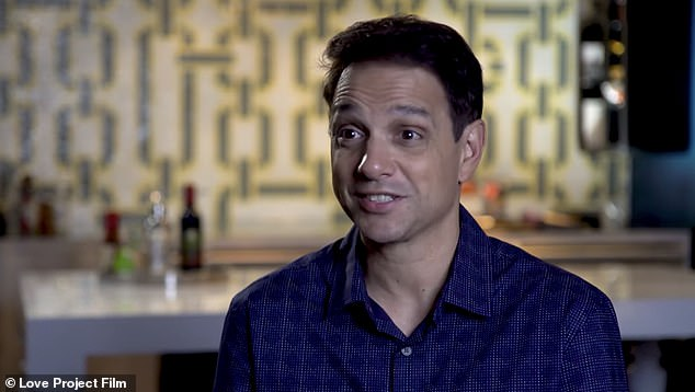 Daniel san:Several of Morita's friends and co-stars were shown in the trailer including The Karate Kid's Ralph Macchio
