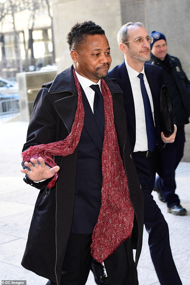 Cuba Gooding Jr. lawsuit from bartender over alleged 2018 groping incident in NYC club takes turn