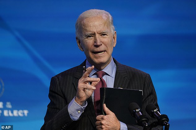 Greene alleges 'abuse of power', citing well worn claims that Biden pressured the Ukrainian government while he was vice president to financially benefit his son