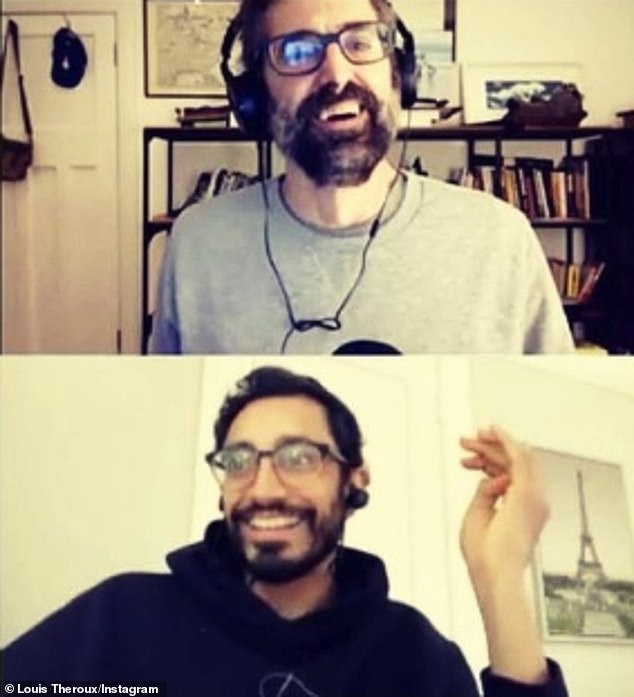 Congratulations! Riz made the announcement while starring as a guest on Louis Theroux's Grounded podcast on Monday