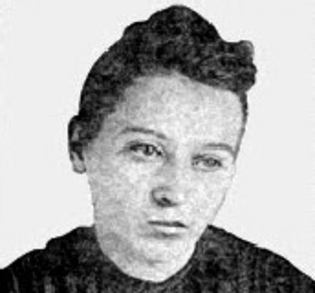 Executed:Mary, who was born in Ireland and had emigrated to the US in 1901, was sentenced to death after murdering her neighbour Sarah Brennan with an axe