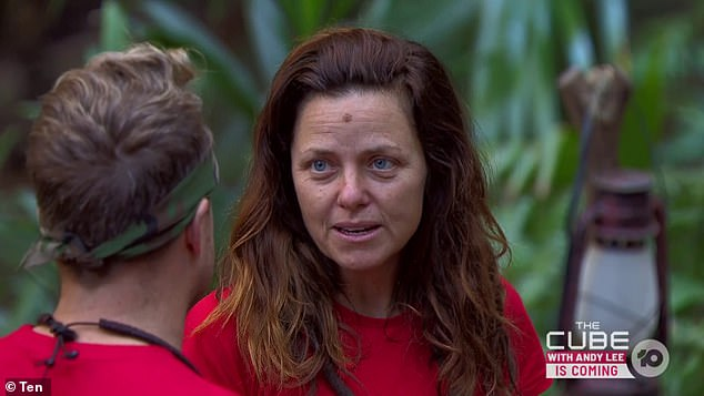 I'm A Celebrity fans doubt Toni Pearen DOESN'T read gossip magazines