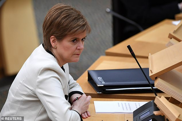 Scotland's First Minister Nicola Sturgeon, while she is a nationalist like Trump, she differs from the president in all other aspects and has said he's not welcome in Scotland