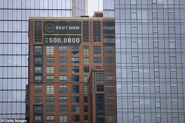 New York City residents currently owe more than $1 billion in missed rent, with around 185,000 apartments at least two months behind on payments