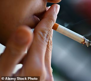 Health officials have defended the decision, saying their data proves that people who smoke get sicker more quickly from COVID than those who don't