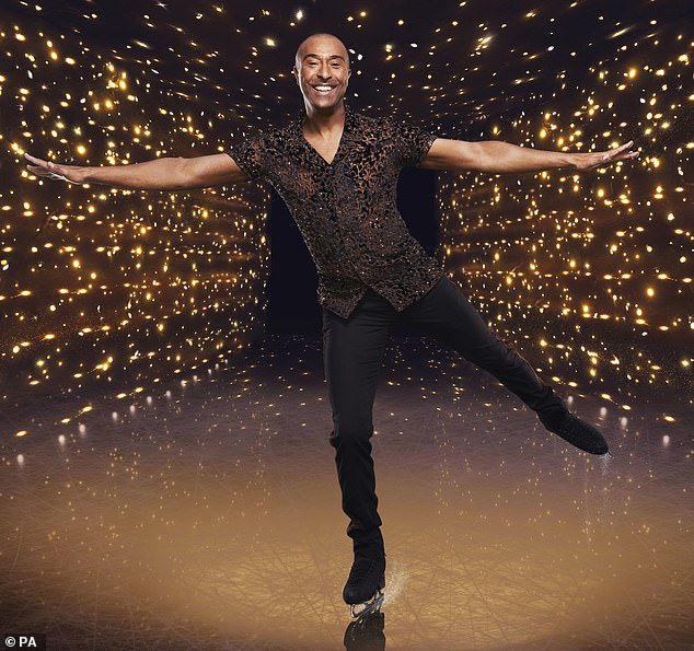 'I get on better with women to be honest!' The BBC presenter and former Olympic hurdler, 53, who came out as gay aged 50 in 2017, is partnered with Klabera Komini on the ITV show