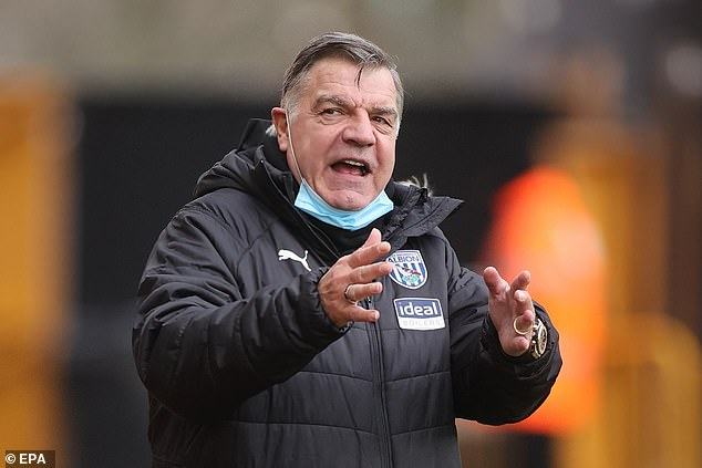 Sam Allardyce is hoping to add attacking firepower to help the Baggies' survival push
