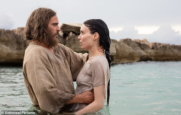 Sharing the screen: The actors have appeared in the same film on multiple occasions, beginning with the 2013 romantic drama Her; they are seen acting together in the 2018 film Mary Magdalene