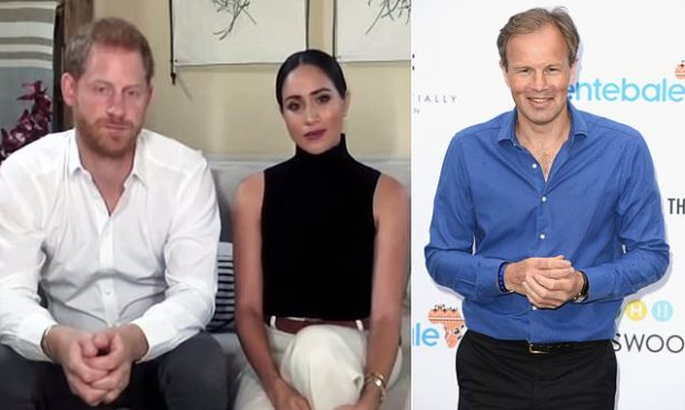 SARAH VINE: What TV's Tom has got to tell Harry and Meghan