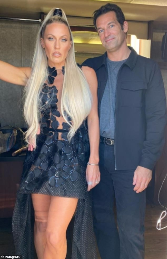 RHOC's Braunwyn Windham-Burke is 'happy' in open marriage with Sean Burke as they date other people