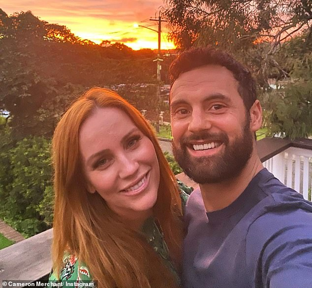 Breakout stars:Daily Mail Australia understands Lifetime will air season six (2019) of the social experiment, with a premiere date set for February 4. Pictured are 2019 breakout stars and now legally husband and wife, Jules Robinson and Cameron Merchant