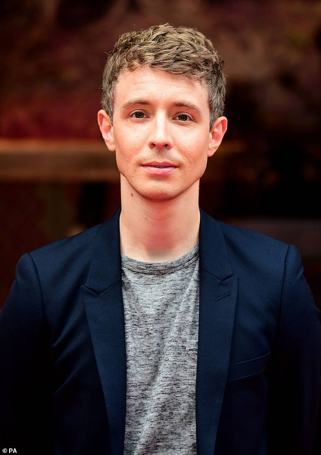 Matt Edmondson suffers from rare cyclothymia which leaves him feeling 'very low or emotionally high'