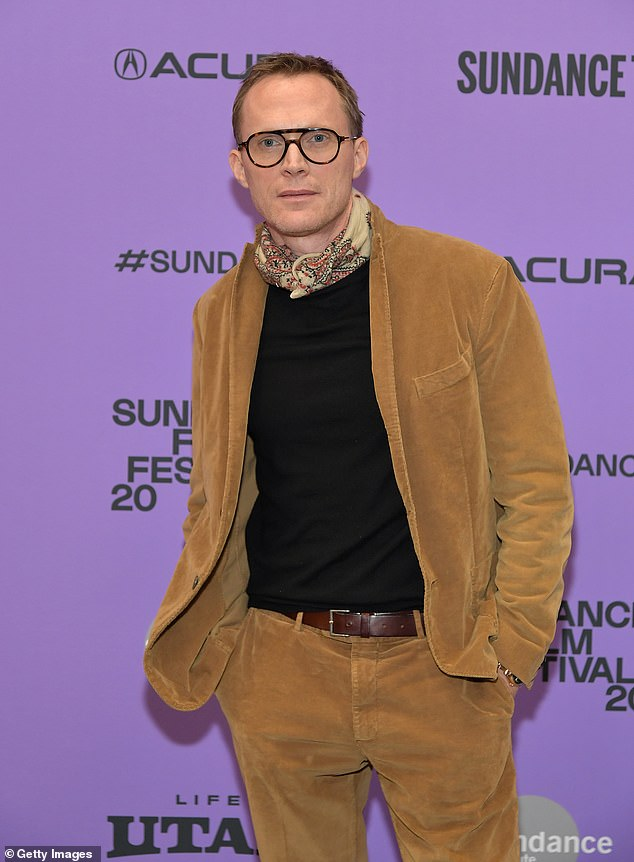 Actor Paul Bettany believes watching his father struggle with his sexuality shaped his own approach toward fatherhood