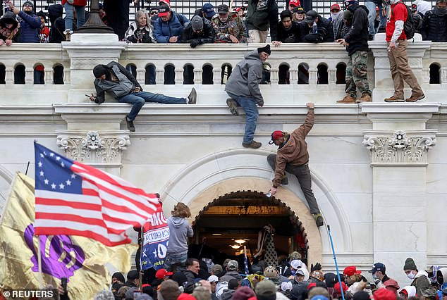 Thousands of pro-Trump supporters descended on Capitol Hill January 6 and where able to breach the building to delay Congress certifying the election for Joe Biden