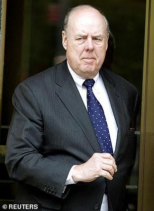 Former Trump lawyer John Dowd