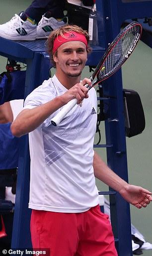 Alex Zverev announces split from Roger Federer's Team8 management on eve of Australian Open   Daily Mail Online