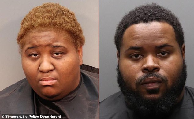 South Carolina mom who won Worst Cooks in America arrested for 'homicide' of three-year-old daughter