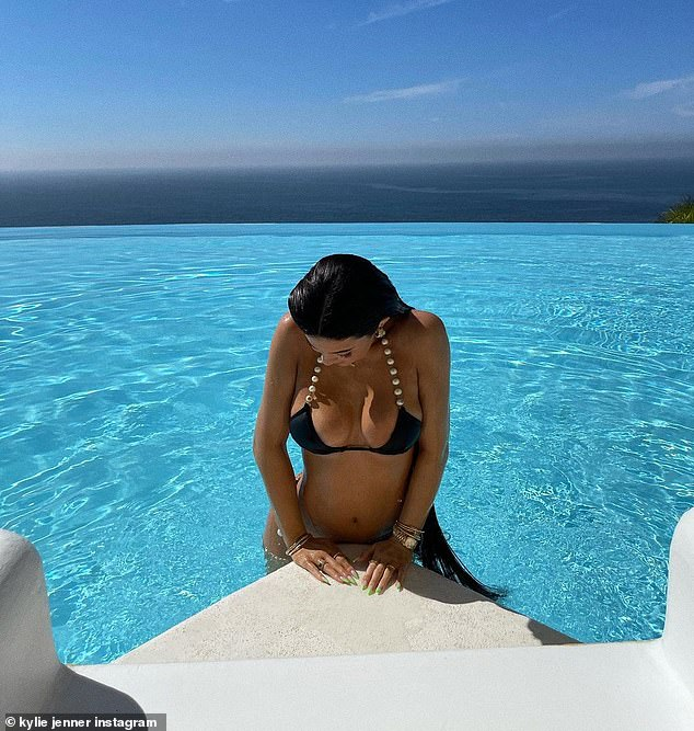Kylie Jenner Bikini