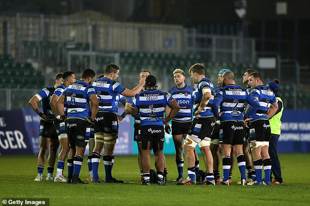 Premiership Rugby's covid testers made an embarrassing apology after a blunder resulted in Bath's training ground being closed down