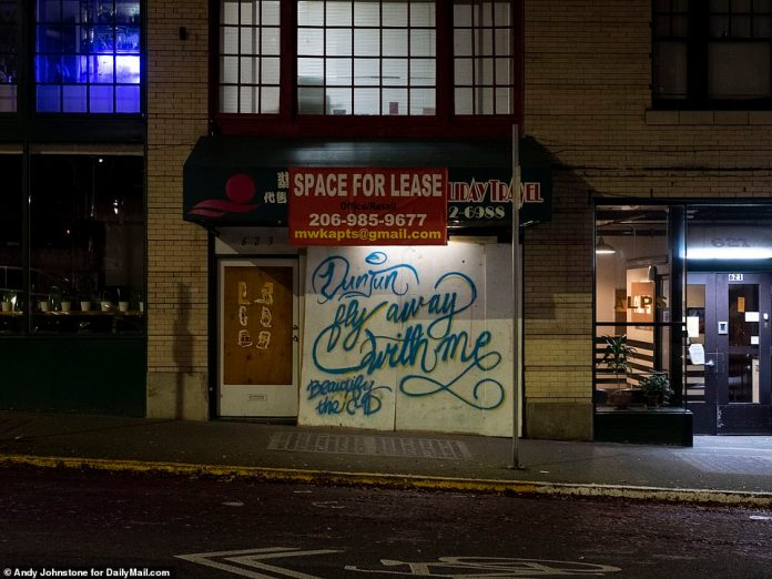 SEATTLE: The Chinatown in Seattle has also been hit with a wave of closures