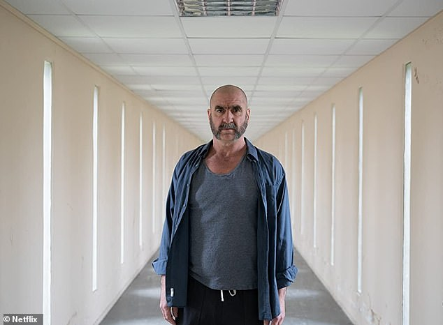 Desperate times:A major hit in France, Inhuman Resources stars former Manchester United footballer-turned-actor Eric Cantona as Alain Delambre, a middle-aged father and husband whose life begins to slowly fall apart after he loses his HR job because he's too old