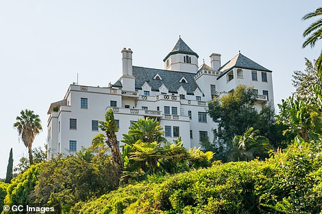 Upscale: the hotel group also owns the Chateau Marmont hotel in LA