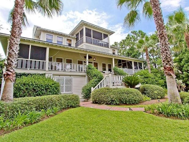 Sandra Bullock finally unloaded her stunning three-acre Georgia property, 20 minutes from downtown Savannah