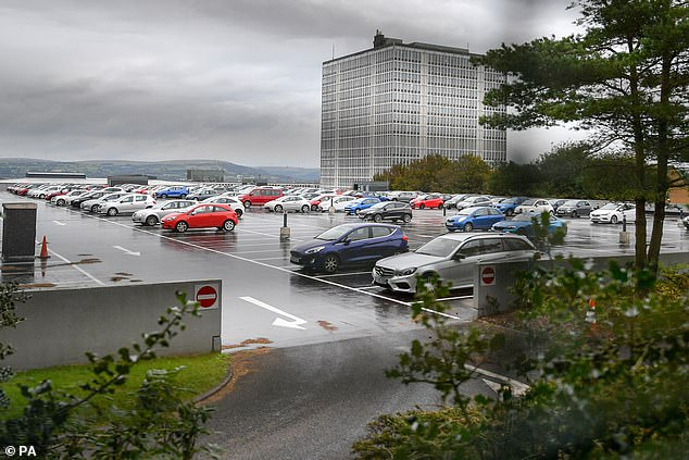 More than 500 cases of coronavirus have been recorded at Swansea's Driver and Vehicle Licensing Agency (DVLA) offices amid reports staff with symptoms were encouraged to return to work