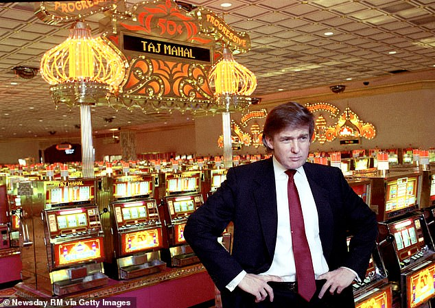 The author writes Trump was rescued multiple times from multiple bankruptcies by boatloads of Russian cash laundered through his real estate in the 80s and 90s as well as Russian money picking up the tab for buildings franchised under Trump's name