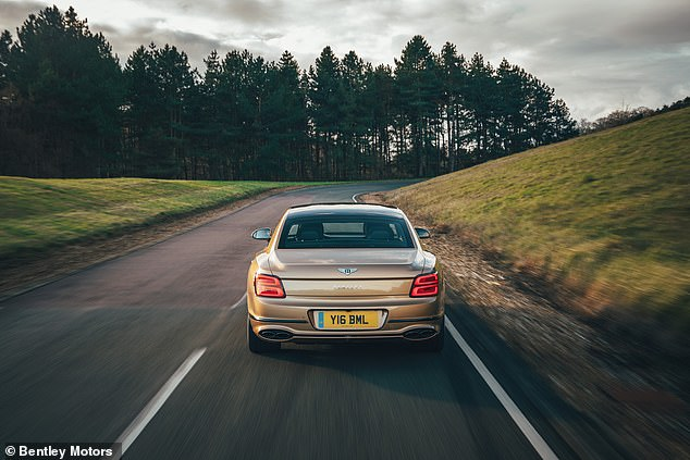 Accelerating from a standstill to 60mph takes just four seconds flat - that's getting into supercar territory.