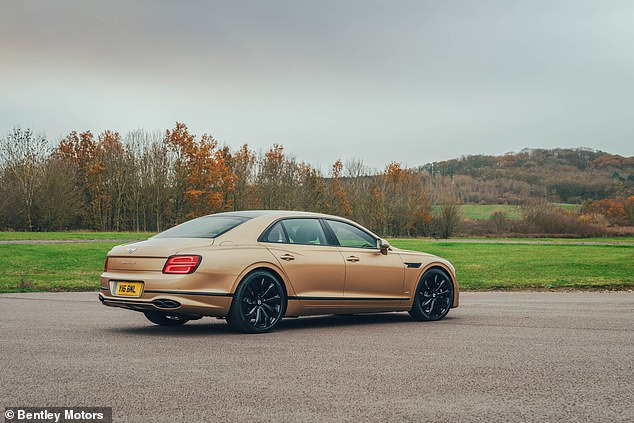 Where legal, it will propel you to 100mph in an effortless 8.9 seconds. And top speed is 198mph – quite a bit of mass in motion for a vehicle weighing nearly three tonnes