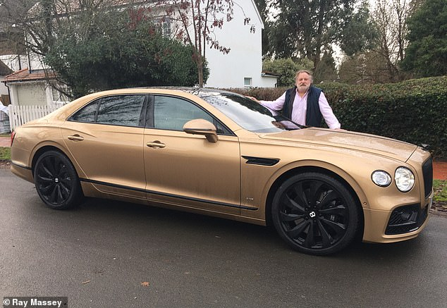 Bentley's diet Flying Spur: This is the British brand's new V8 version of the Flying Spur. Is it a better all-round choice than the full-fat W12 variant, which costs an extra £21,400? Ray Massey has had a chance to find out...