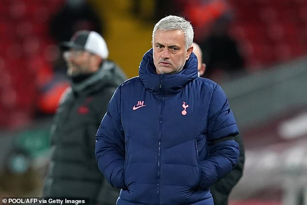 Mourinho says he is happy with the way he has managed to adapt his behaviour