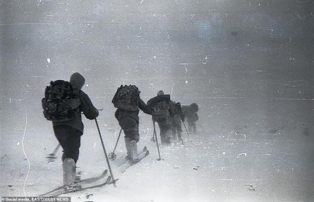 The team showed that the 'mystery of Dyatlov Pass' in the Ural Mountains that saw nine experienced hikers killed - was down to a cut in the snow made by the group