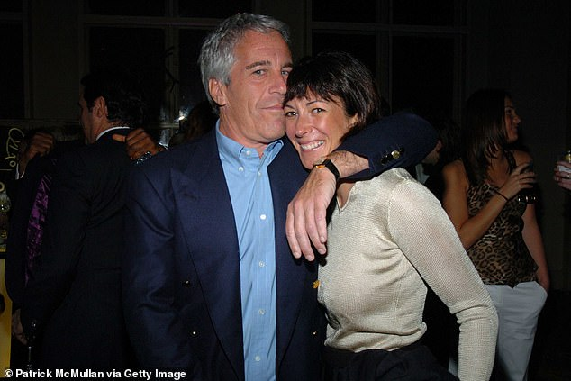 She also claimed disgraced British socialite Maxwell recruited her to perform massages on the multi-millionaire, who committed suicide while in his jail cell in 2019