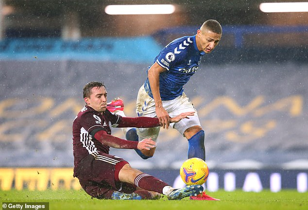 Belgium defender Timothy Castagne (left) has also proved a shrewd purchase from Atalanta
