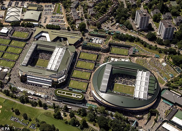Wimbledon is expected to sketch out its thinking on the 2021 Championships this week