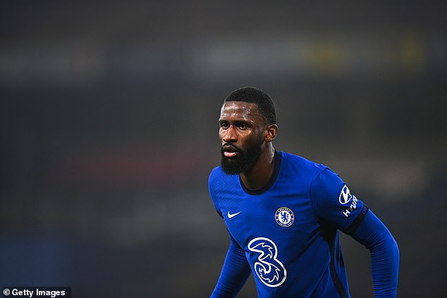 Antonio Rudiger insists he never urged the Chelsea board to sack Frank Lampard