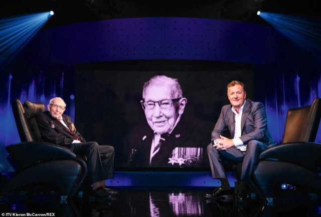 The centenarian shared details of his incredible life in a frank interview on Piers Morgan's Life Stories in September last year