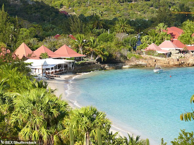 It has been the destination where celebrities have flocked to during the Covid-19 pandemic, but now St Barts is shutting is borders under the instruction of the French government